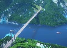 宜昌这座长江大桥有了新进展...